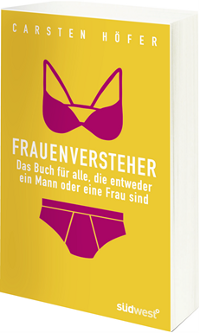 Frauenversteher Cover
